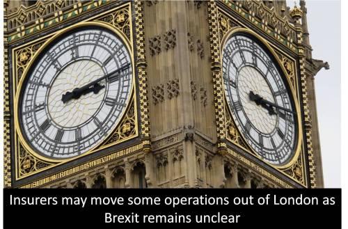 prolonged Brexit uncertainty