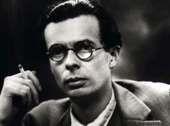 Aldous Huxley efficiency quote