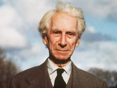 Bertrand Russell arbitration quote