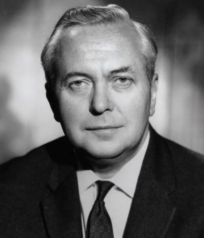 Harold Wilson wage quote