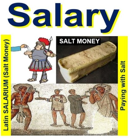 What is a salary? Difference between salary and wage