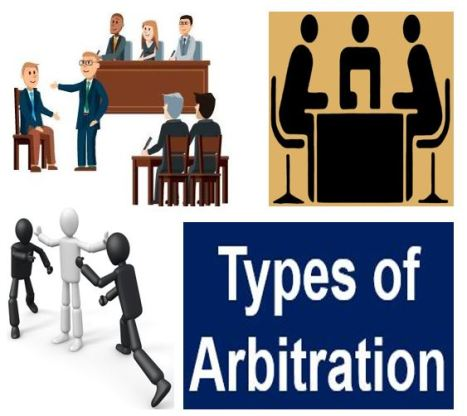 Types of arbitration