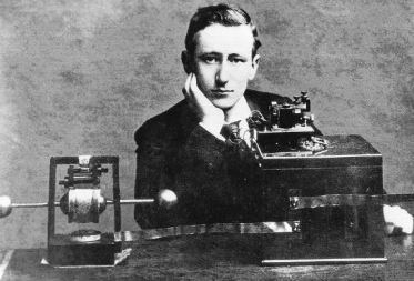 Telecommunications - Guglielmo Marconi