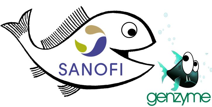 Sanofi Genzyme hostile takeover