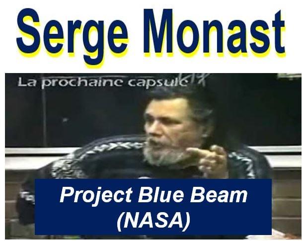 Serge Monast project Blue Beam