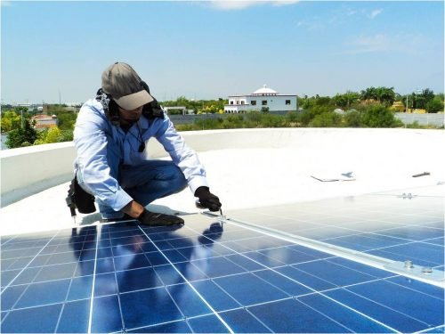 engineer solar panel