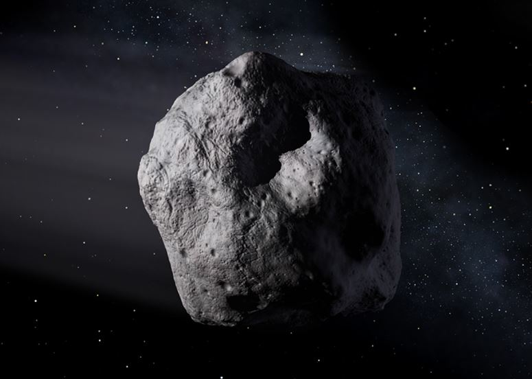 Speed of asteroids