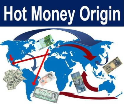 Hot Money Origin