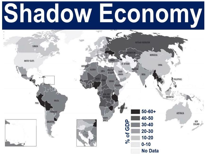 Shadow Economy - percentage of GDP