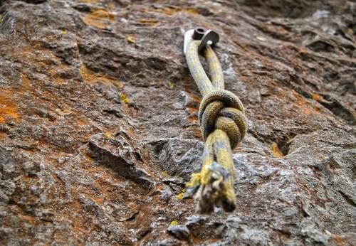 trust gap shorn rope