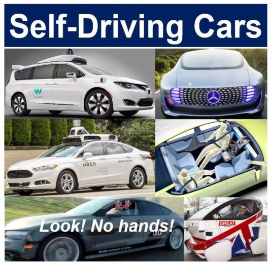 Automation - self driving cars