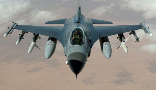 fighter jet - aerospace and defense