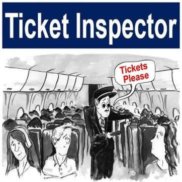 Inspection - Ticket inspector