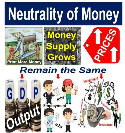 Neutrality of money