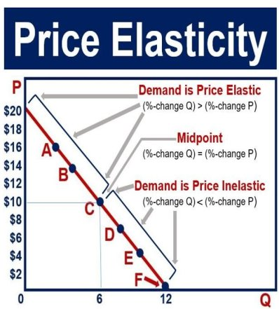 What is Price Elasticity? Definition, meaning, and examples