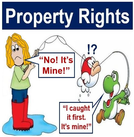 Definition Of Flats: What Are Property Rights? Definition And Meaning