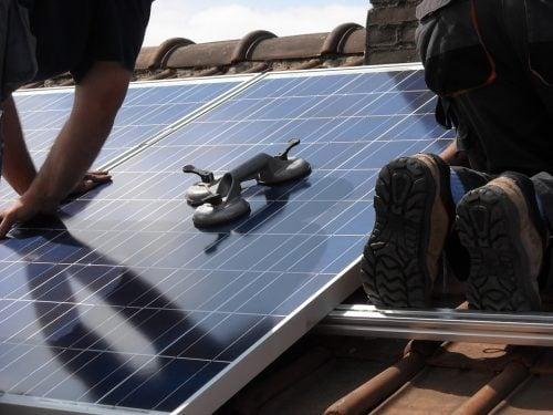 Smart Energy Islands solar panels