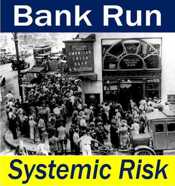 Bank Run - Systemic Risk