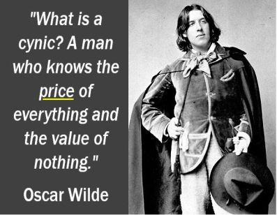 Oscar Wilde Price Quote