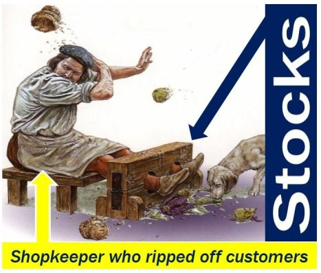 Stocks Punishment