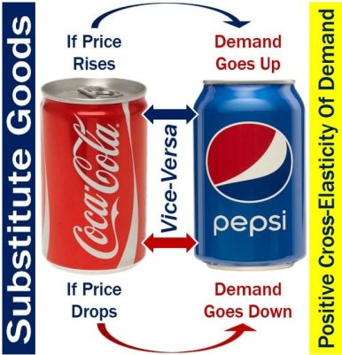 What Are Substitute Goods Definition And Examples