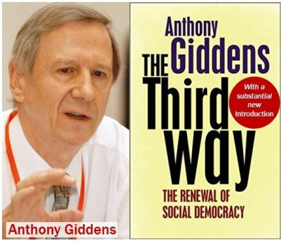 The Third Way - Anthony Giddens