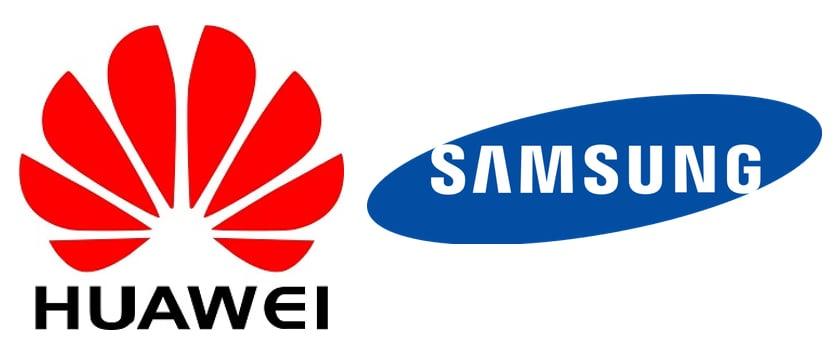 logo-huawei-samsung
