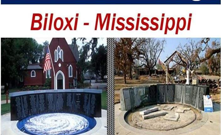 Windstorm Damage - Biloxi
