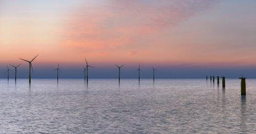 offshore wind farm - East Anglia