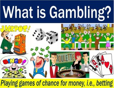 Gambling - definition and meaning - Market Business News