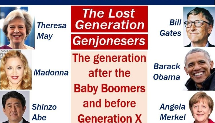 Generation Jones - definition and examples of people