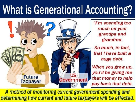 Generational Accounting - definition and illustration