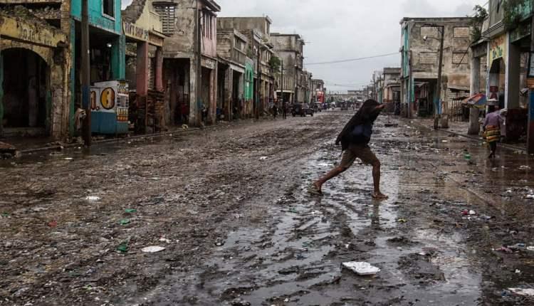 Haiti after Hurricane Matthew – UN Logan Abassi