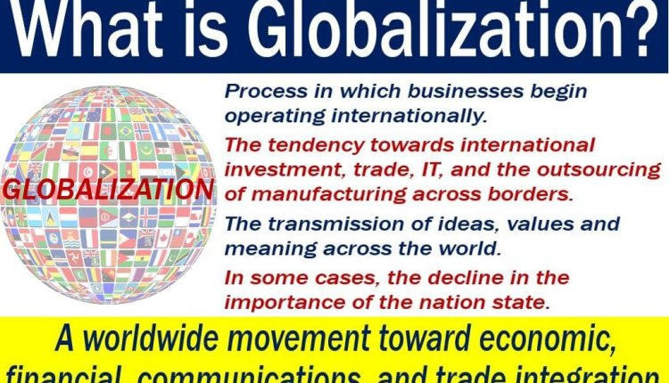 Globalization – definition and illustration