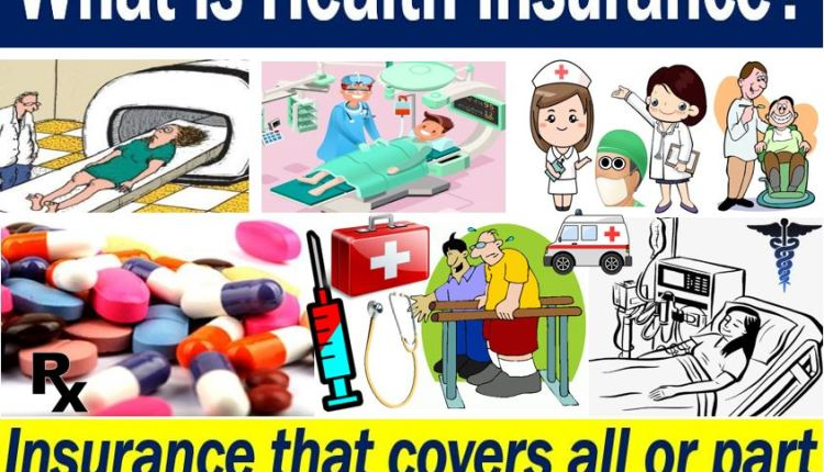 Health Insurance definition
