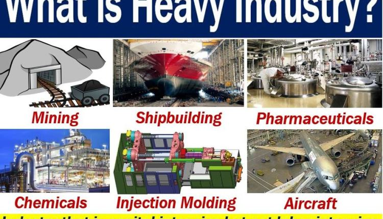 Heavy Industry definition