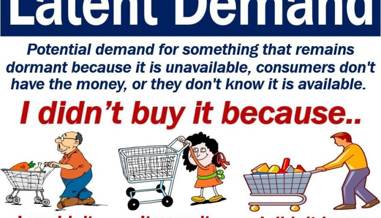 Latent demand