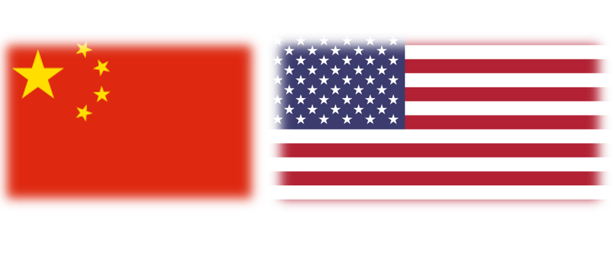 US_Chinese_Flags