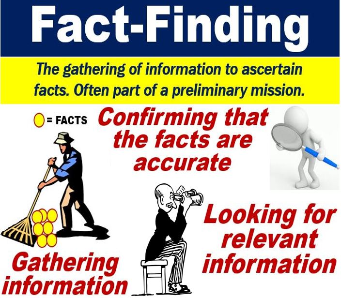 What Is Fact Finding Definition And Examples Market Business News