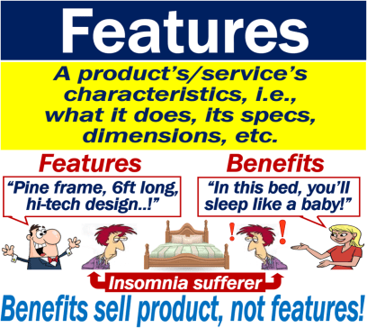 Features Definition