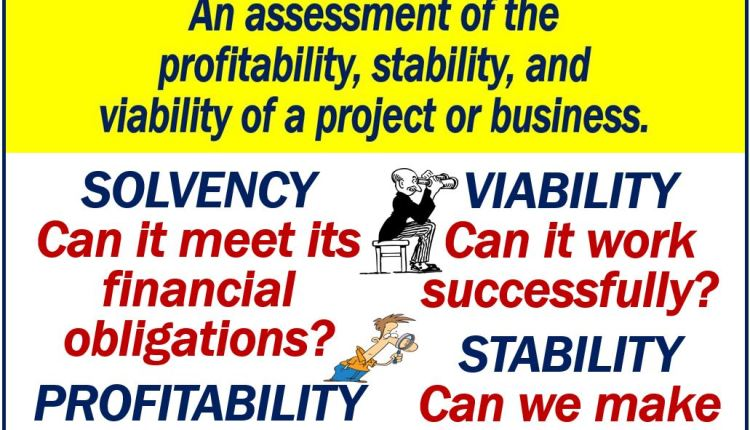 Financial Analysis meaning