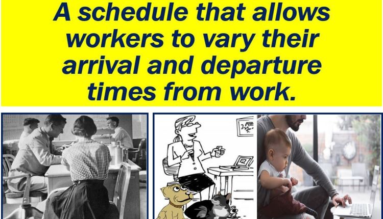 what is a flexible schedule definition and examples