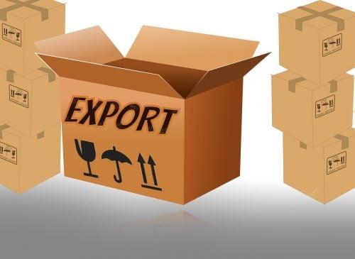 SME export orders - cardboard boxes - pixabay-1164196
