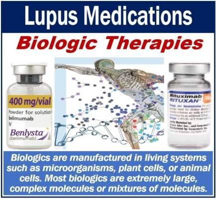 Biologic Therapies - Lupus Medications