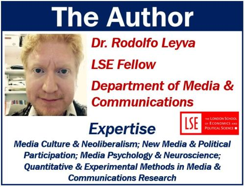 Rodolfo Leyva - Materialistic Media