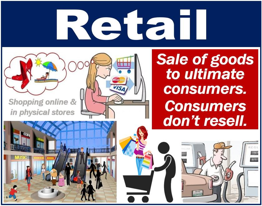 What is retail? Definition and examples - Market Business News