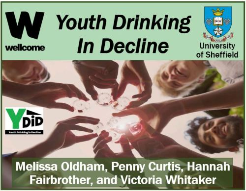 Youth Drinking in Decline