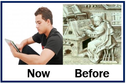 Education has dramatically changed education and learning