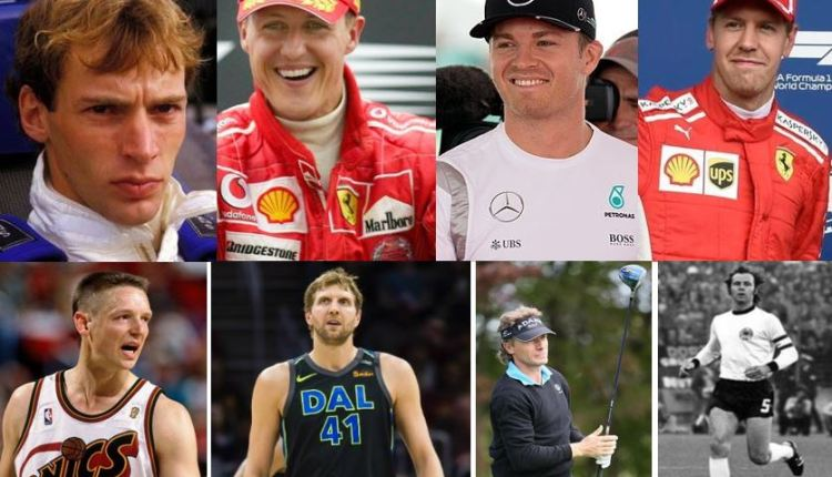 Most popular sports in Germany thumbnail