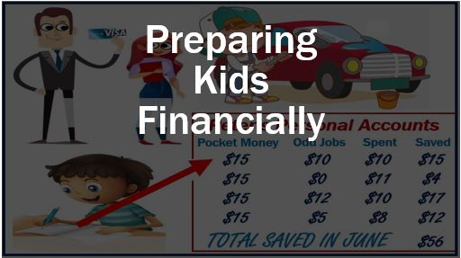Preparing kids financially thumbnail image